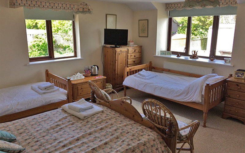 Taly Y Foel Bed and Breakfast